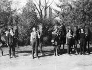 Women's horse riding, c.1940