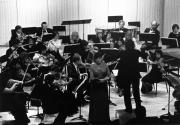 Soloist with orchestra, 1984