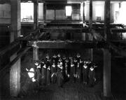 Chamber Choir in Future Recital Hall, 1981