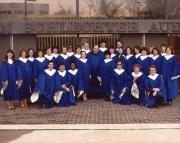 Chamber Choir, 1981