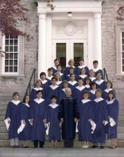 Chamber Choir, 1983