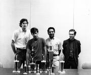 Chess Club, 1969