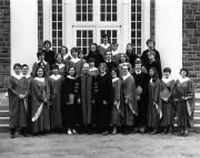 Chapel Choir, 1975