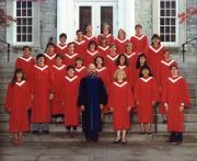 Chamber Choir, 1986