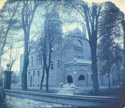 Bosler Hall, c.1886