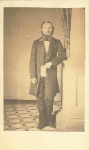 Charles Francis Himes, c.1865