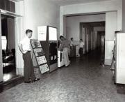 Conway Hall interior, c.1960