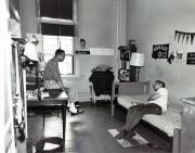 Conway Hall dorm room, c.1960