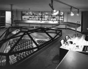 Anita Tuvin Schlechter Auditorium workroom, c.1971