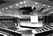 Anita Tuvin Schlechter Auditorium interior, 1995