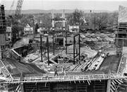 Anita Tuvin Schlechter Auditorium construction, c.1970