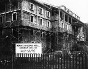 Adams Hall construction, 1962