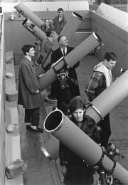 Roscoe O. Bonisteel Observatory, c.1965