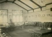 Belles Lettres Society Hall, c.1905