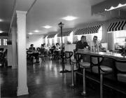 Drayer Hall basement cafe, c.1960