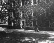East College western end, c.1945