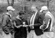 Wildlife Center dedication, c.1995