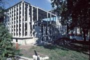 Waidner-Spahr Library construction, 1997