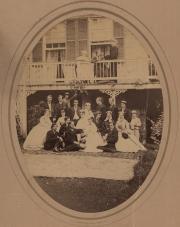 East College, c.1860