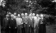 Class of 1887 reunion, 1927