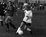 Women's Soccer game, 1988