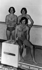 Three Swimmers, 1973