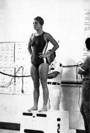 Christine Barbone, c.1980