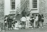 Pi Beta Phi event, 1986