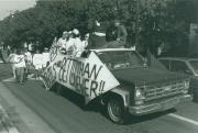 Pi Beta Phi event, 1987