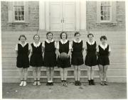 Women's Basketball team, 1932