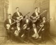 Banjo club, c.1890