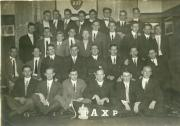 Alpha Chi Rho, c.1910