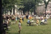 Alumni Weekend picnic, 1970