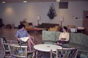 Adams Hall Rec Room, 1965
