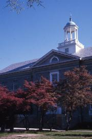 Alumni Gymnasium, 1968