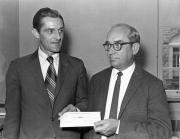 John E. Benson, 1970