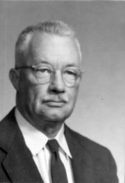 John D. Pusey, c.1960