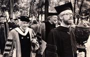 Academic Procession at Commencement, 1978