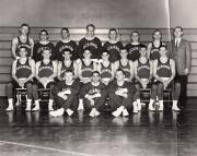 Wrestling Team, 1959