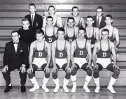 Wrestling Team, 1962