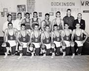 Wrestling Team, 1963