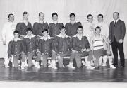 Wrestling Team, 1969