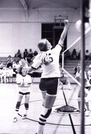 Volleyball Team, c.1980