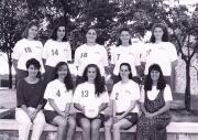 Volleyball Team, c.1985