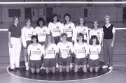 Volleyball Team, 1989