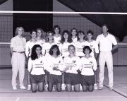 Volleyball Team, c.1990