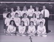 Volleyball Team, 1991