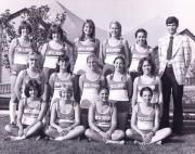 Women's Track Team, c.1980