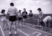 Women's Track Team, 1983