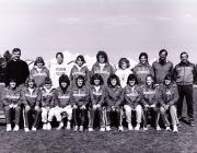Women's Track Team, 1987